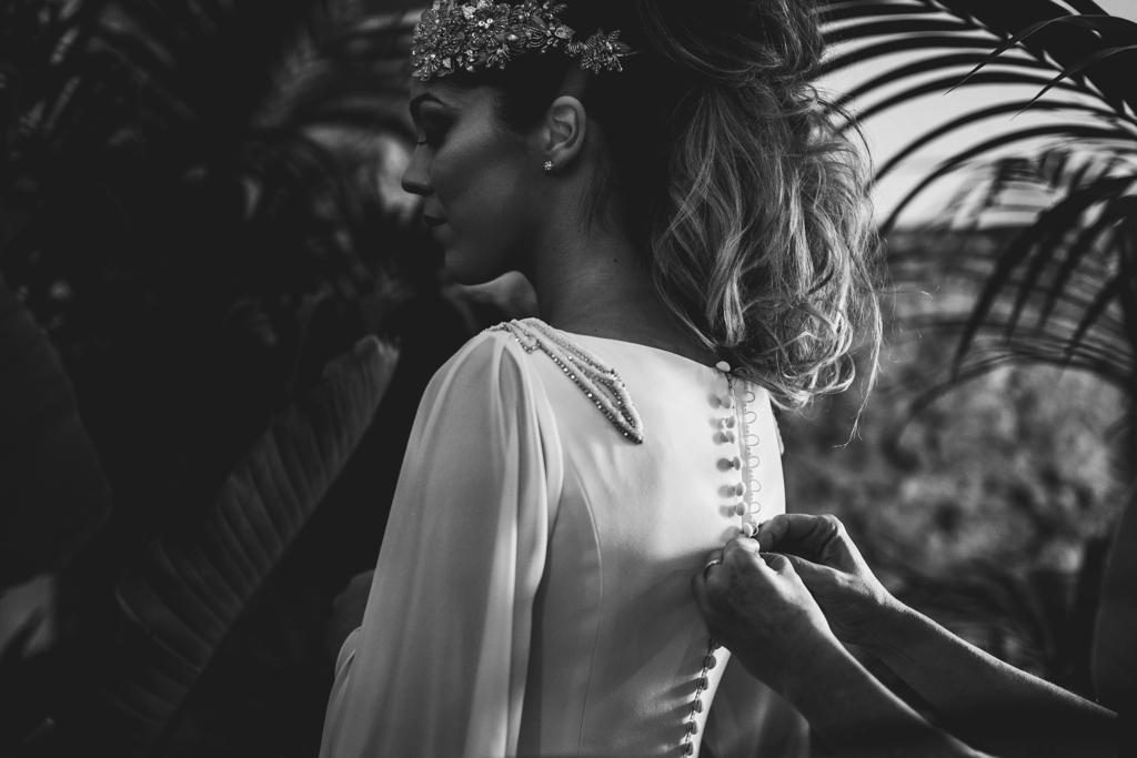 historia boda novia